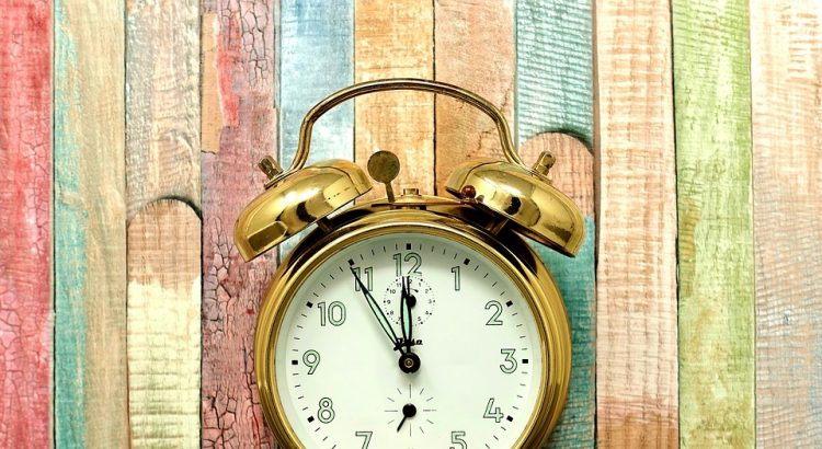 Reloj tic tac cambios