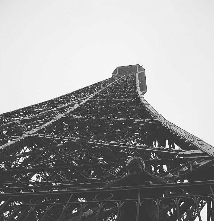 Torre Eiffel Dácil Rodríguez